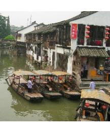 8D6N Shanghai / Hangzhou / Wuxi / Suzhou / Nanjing / Zhujiajiao Water Village