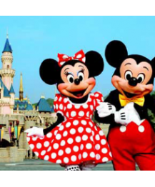 5D4N Exclusive Hong Kong / Macau + Disneyland