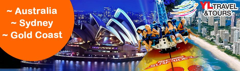 Australia-Sydney-Gold Coast
